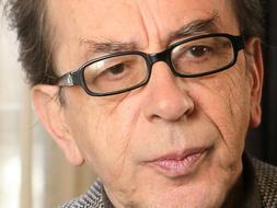 El escritor albanés Ismail Kadaré, en una foto de archivo.