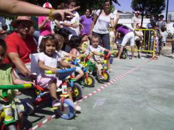 La Villa de Don Fadrique, diversión sobre ruedas