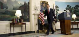 Obama minimiza la amenaza nuclear iraní y renuncia al escudo antimisiles de Bush