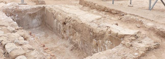 Arqueología: la vida hogareña de Roma aflora en Urrea de Gaén