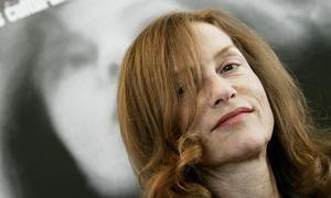 El cine europeo galardona a Isabelle Huppert
