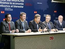 Los alcaldes del PSOE piden que se potencie el eje Toledo-Los Yébenes