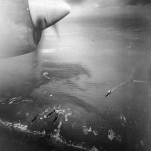 Imágenes inéditas de la Segunda Guerra Mundial