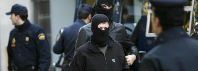 Marlaska envía a prisión a otros 9 presuntos miembros de Segi