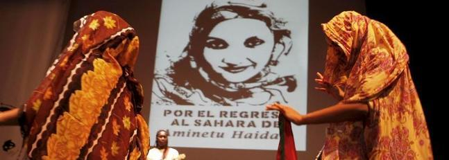 Zapatero espera solucionar la «difícil situación» de Haidar y dice que su Gobierno es el que presta más ayuda humanitaria
