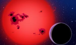 Descubren una «super Tierra» con el corazón helado y una atmósfera infernal