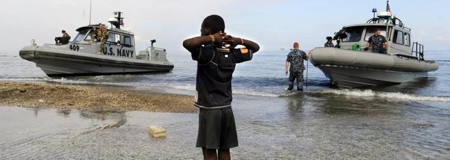 El presidente de Haití reconoce que falta «coordinación» para repartir la ayuda