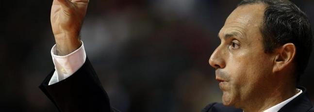Ettore Messina, mejor entrenador de enero