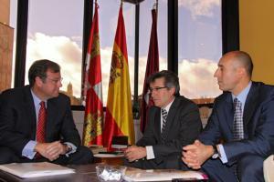 Silván y Fernández fijan dos meses para constituir el Consorcio metropolitano