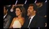 Penélope Cruz y Javier Bardem rieron con ganas las gracias de Buenafuente