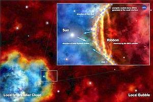 El Sistema Solar atravesará una infernal nube de gas de un millón de grados