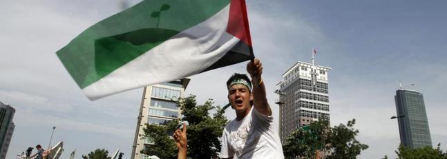 La Presidencia de turno de la UE condena el ataque israelí a la 'Flotilla de la Libertad'