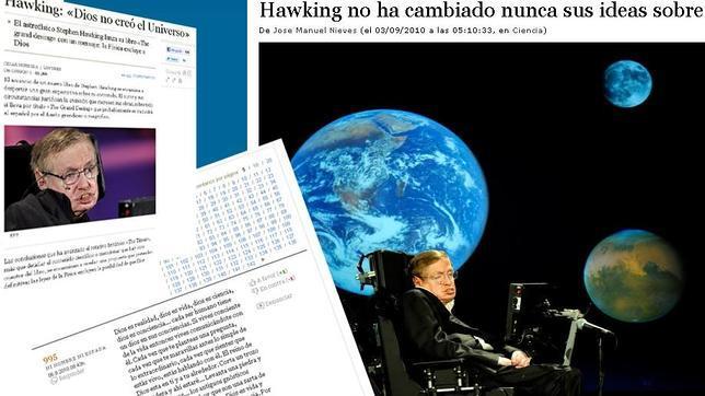 Dios, Hawking y un señor de Murcia