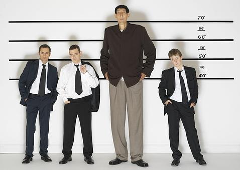Descubren los genes que determinan la estatura