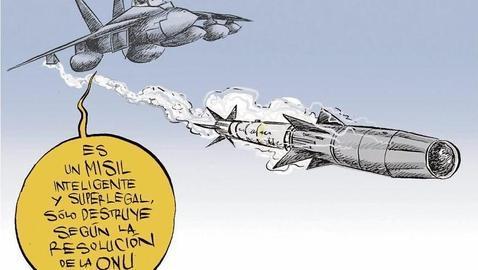 Trinidad Jiménez asegura que la operación en Libia «no es exactamente una guerra»