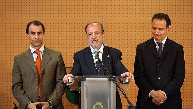 De la Riva: «Si un alcalde debe estar en las Cortes, es el de Valladolid»