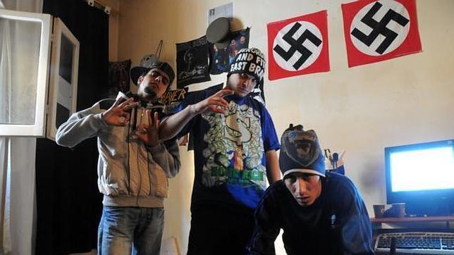 El rapero «nazi» de la revolución
