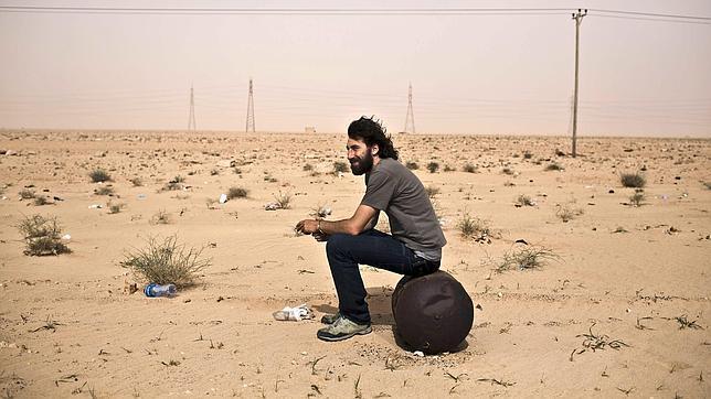 El Gobierno libio reconoce tener al fotógrafo español Manu Brabo