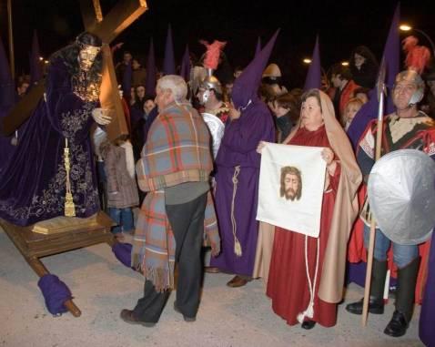 Carmena, esencia de la tradición de la Semana Santa