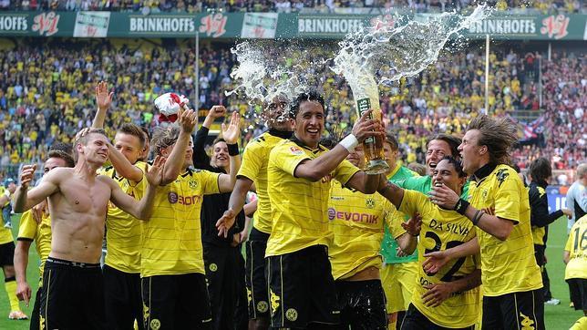 El Borussia Dortmund sentencia el título