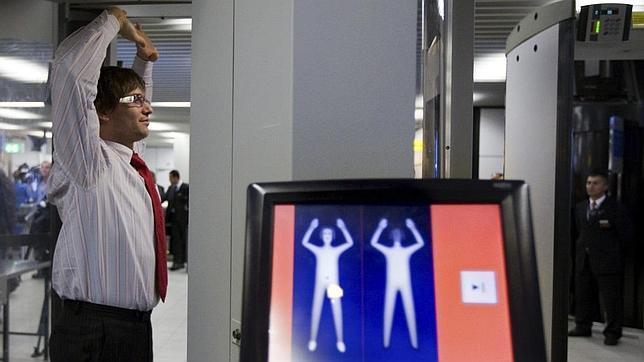 El escáner corporal se acerca a la UE