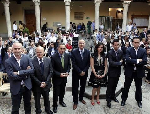 El adiós de Medrano marca los Premios de Periodismo