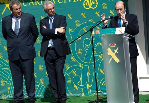 Mejoran los datos de criminalidad de Illescas, afirma Rubalcaba