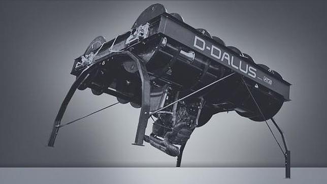 Un nuevo tipo de aeronave sin alas
