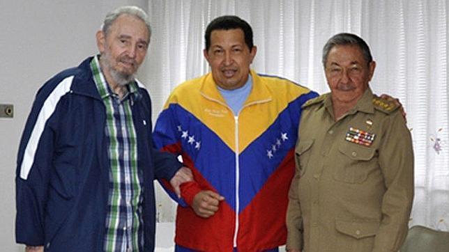 Hermetismo en Cuba en torno al estado de salud de Chávez