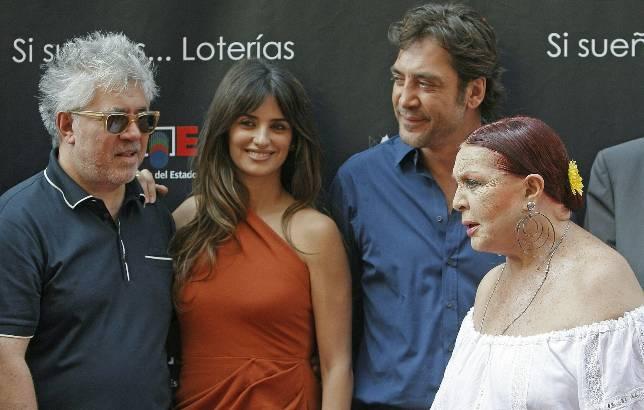 El cine español luce sus estrellas en «Martín de los Heros Boulevard»