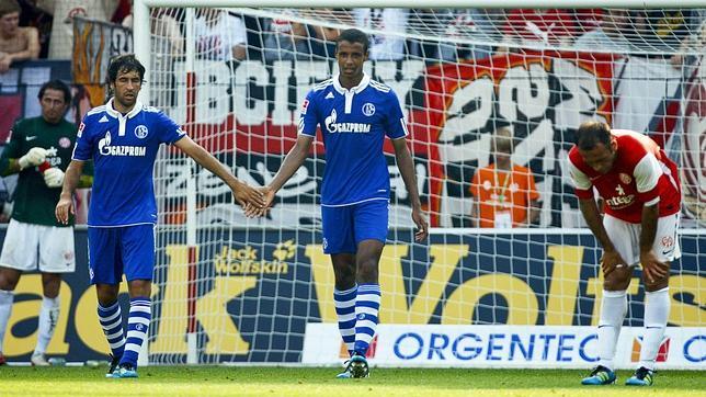 El Schalke levanta un 2-0 al Mainz