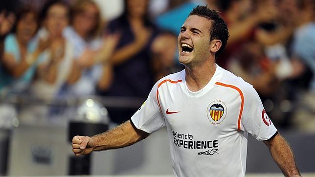 Mata: «El Valencia fue mi máster en el fútbol»