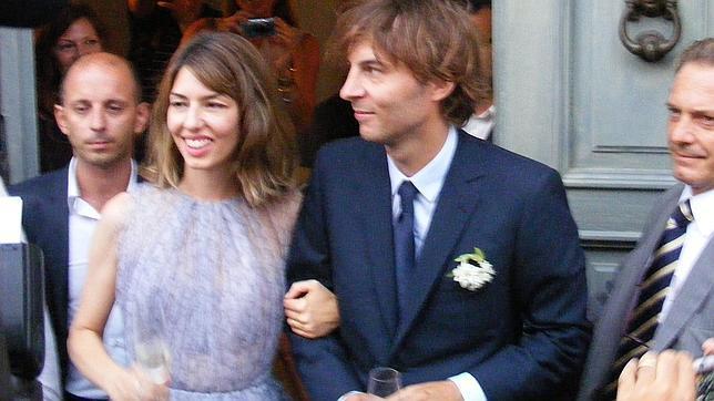 La romántica boda «a la italiana» de Sofia Coppola y Thomas Mars