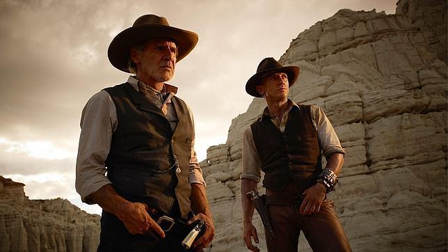 Daniel Craig: «Incluso tenemos a Han Solo de cowboy»