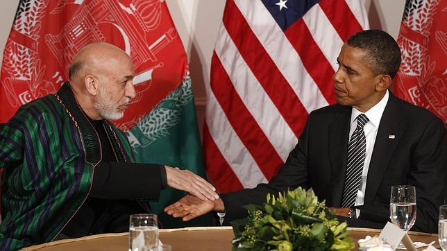 Obama: «La muerte de Rabbani no impedirá la ayuda de EE.UU. a Afganistán»