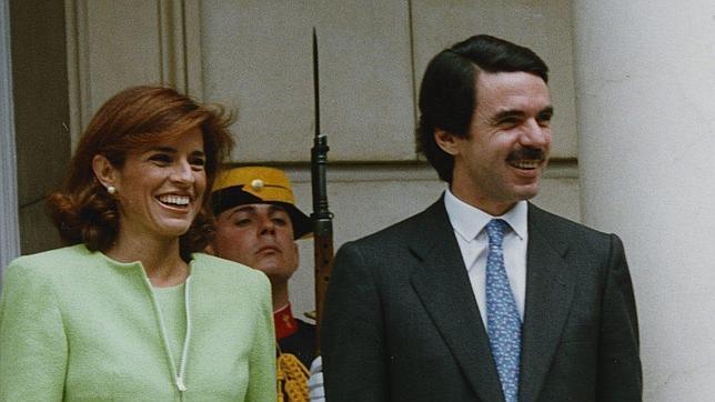 Condenan a Telecinco por informar de supuesta separación del matrimonio Aznar