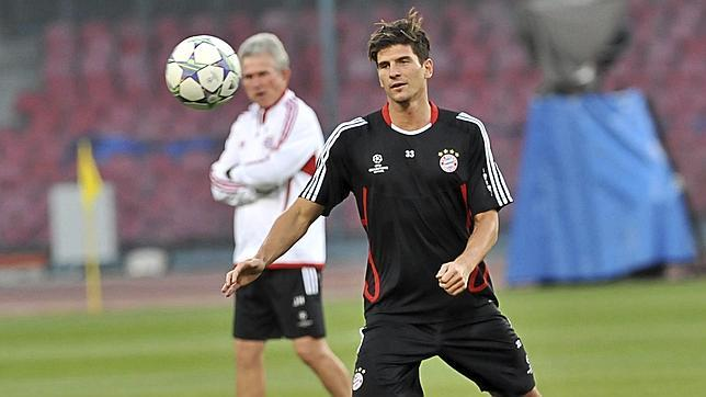 Un imparable Bayern de Múnich mide sus fuerzas con el Nápoles