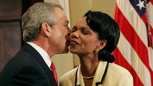 La Casa Blanca según Condoleezza