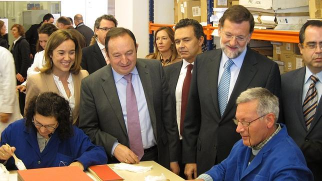 Pedro Sanz: «No, no, no, no voy a ser ministro de Rajoy»