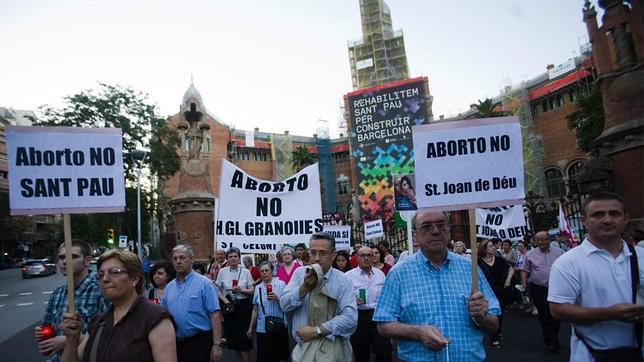 Hospitales ligados a la Iglesia catalana aún ofrecen sus servicios para abortar