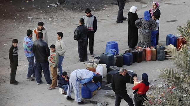Siria condiciona su permiso a la misión de observadores a que la Liga Árabe levante sus sanciones