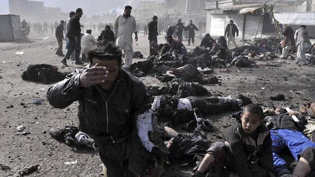 Los talibanes se desmarcan de los ataques contra chiíes en Afganistán