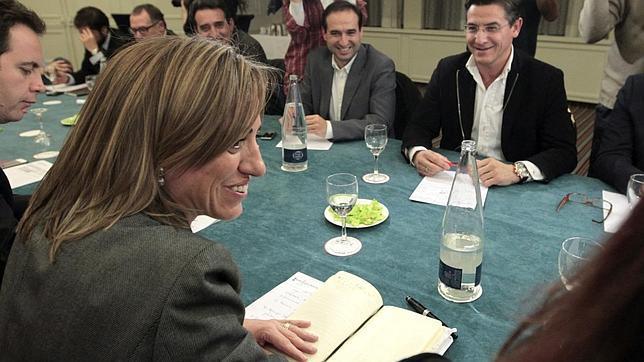 Chacón lanza un guiño al PSOE andaluz para ganar apoyos