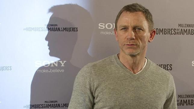 Daniel Craig: «La violencia contra las mujeres no debe ser ocultada»
