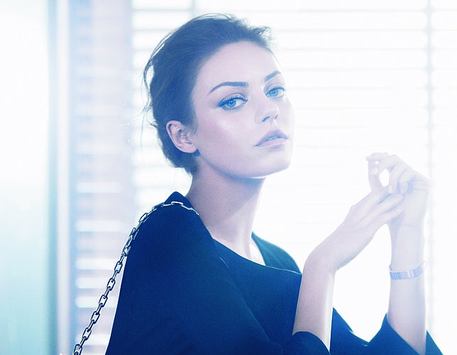 Mila Kunis para Dior