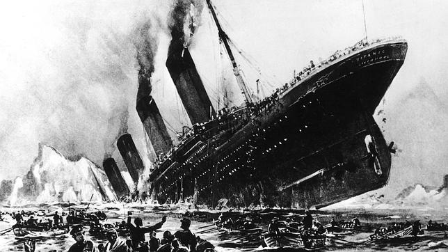 Grandes barcos, grandes catástrofes