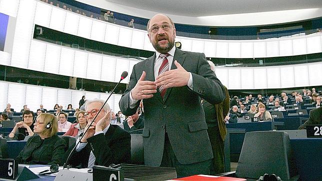 El alemán Schulz, nuevo presidente del Parlamento europeo