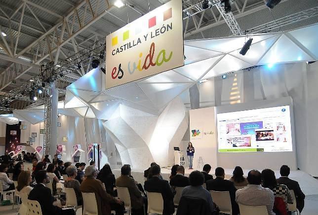 Gastronomía y cultura centran la oferta de Castilla y León en Fitur