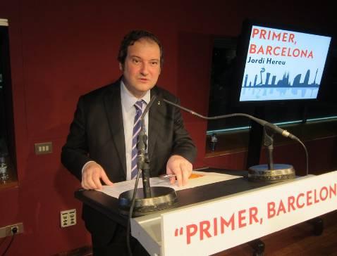 El relevo de Hereu en Barcelona tensa el congreso de la federación