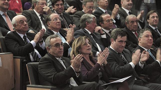 Miguel Cardenal: «Madrid, te lo mereces»